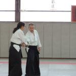 Technique aikido