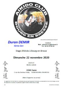 Stage Duram Demir