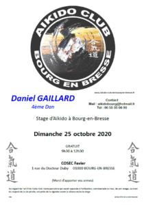 stage Daniel Gaillard